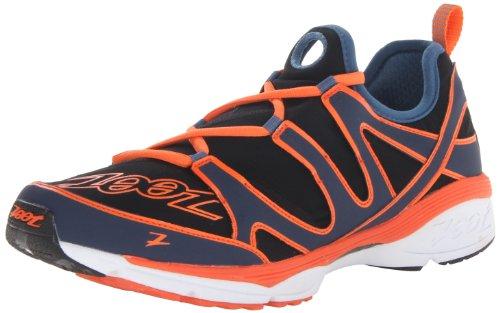 Zoot Men's Ultra Kalani 3.0 Running Shoe,Black/Insignia/Flame,8 M US