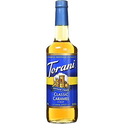 Torani Sirup Caramel zuckerfrei 750 ml