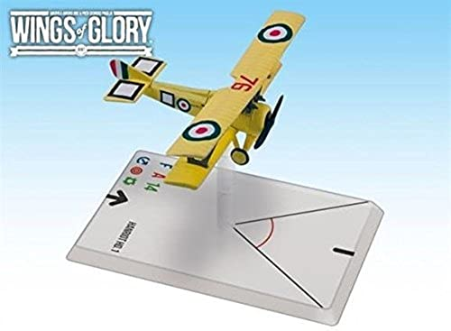 Wings of Glory Expansion  Svoitureoni Hanriot HD.1 by Ares Games