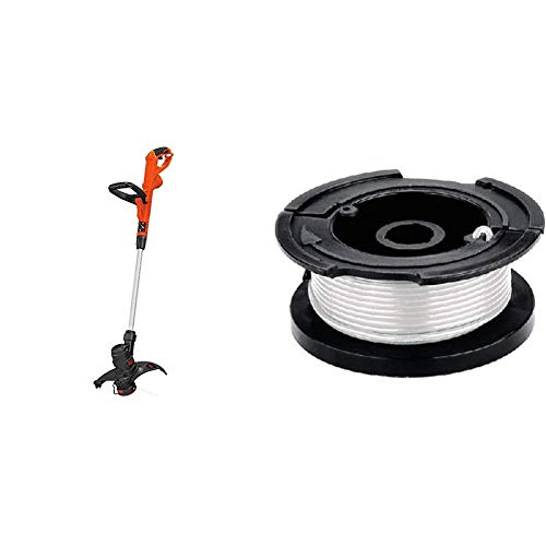 Why Should You Buy BLACK+DECKER String Trimmer/Edger with Trimmer Line, 30-Foot, 0.065-Inch (ST8600 ...
