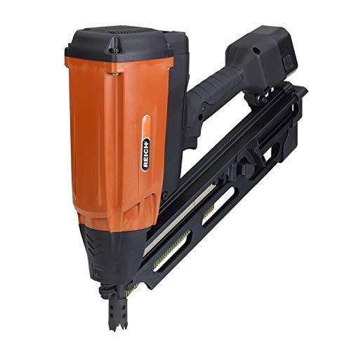 REICH schlauchloser Gas-Streifennagler 3890 für 34° D-Kopf-Nägel