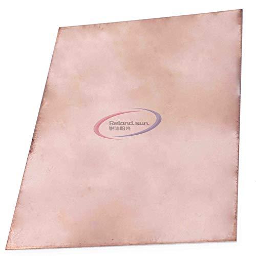 Mingzhu 70x105x1.5mm FR4 Copper Clad Laminate Sheet Circuit Double Side PCB 10.5X7cm