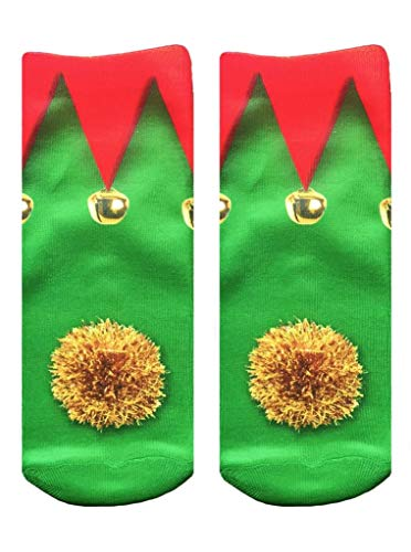 Living Royal Unisex Elf Shoes Ankle Socks