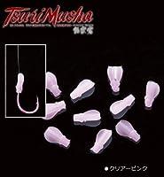 釣武者 (TsuriMusha) Tバック OBANE (オバネ) [Mサイズ] (クリアピンク)