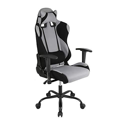 JDLP Klassische Computer-Spiel-Stuhl Büro-Schreibtisch-Stuhl Schwenker Lehnstuhl Chefsessel Adjustable Lifiting Internet Kaffee Silla HWC
