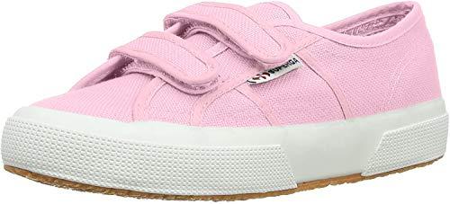 Superga 2750 Jvel Classic, Sneaker Unisex - Bambini, Rose (V28 Begonia Pink), 34 EU