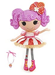 Toys that Begin with the Letter L include this fun doll.