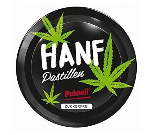 Pulmoll Hanf Pastillen zuckerfrei 50g