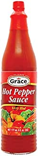 Grace Hot Pepper Sauce 6oz 2pk