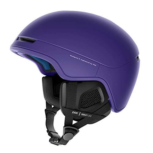 POC Obex Pure. Leichter, sicherer und anpassungsfähiger Ski- und Snowboardhelm, Ametist Purple, XS-S (51-54cm)