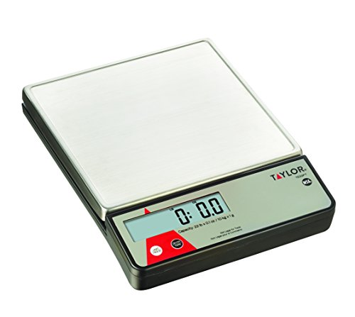 Taylor Precision Products Digital Portion Control Scale with Calibration Feature...