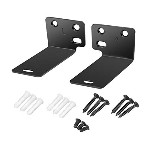 Black Mounting Wall Bracket Compatible with Bose WB-300 Sound Touch 300 Soundbar Soundbar 500 Soundbar 700 Speaker