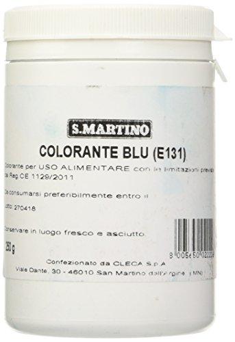 S.Martino - Colorante Blu - Barattolo 250G