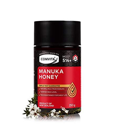 Comvita Certified UMF 15+ (MGO 514+) Raw Manuka Honey I New Zealand