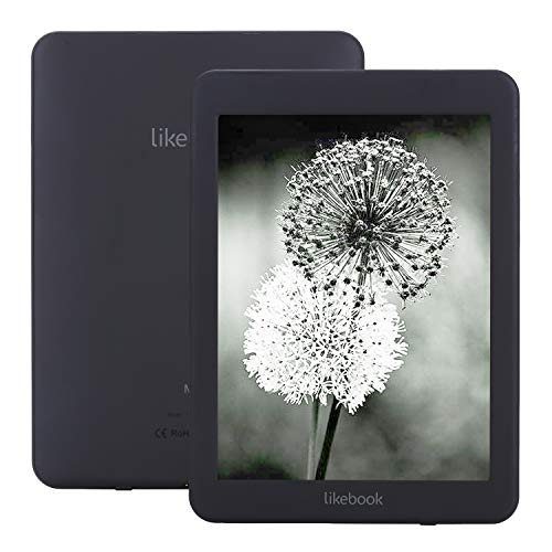 """Boyue Likebook Mars 7.8"""" e-reader, 2G+16G, Compatible with Google Play Store, Hard Cover, Protective Film"""
