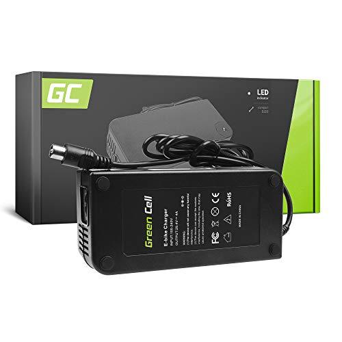 Green Cell® Cargador (29.4V 4A 117W) para Kettler Kreidler Kross Liberty Lovelec...