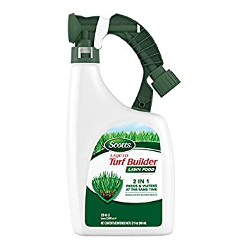 Scotts Liquid Turf Builder Lawn Food Fertilizer