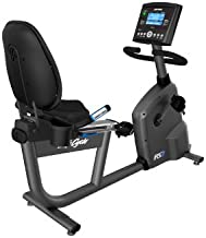 Life Fitness RS1 Go Recumbent Lifecycle Exercise Bikes