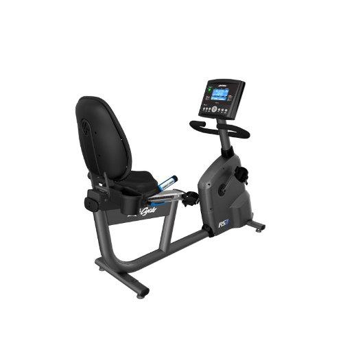 Bicicleta estática reclinada RS3 Life Cycle Go Life Fitness + Envío y Montaje