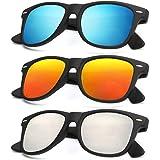 Polarized Sunglasses for Men and Women Matte...
