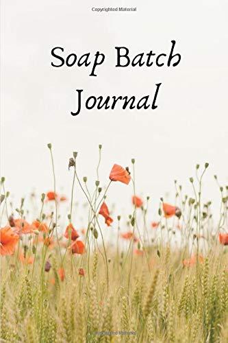 Soap Batch Journal