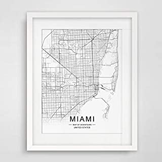 Best miami city map street Reviews