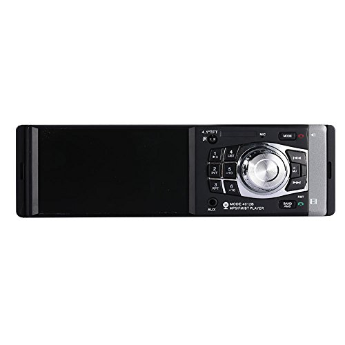 muxiao Lecteur MP5 Voiture MP3 4,1 Pouces TFT Voiture MP5 Soutien Carte TF Universel Autoradio 4012 Stéréo