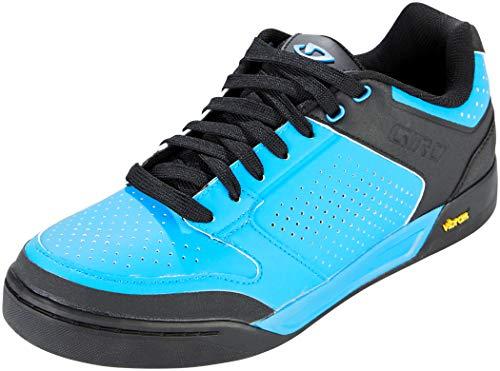 Giro Women's Riddance Mountain Biking Shoes, Multicolour (Blue Jewel/Black 13), 7 (41 EU)