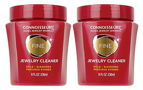Connoisseurs Jewelry Cleaner Precious 8 Ounce (235ml) (2 Pack)