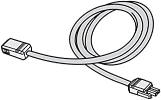 Philips Color Kinetics 5ft. White, UL-Listed Jumper Cable for eW Cove QLX Powercore -108-000033-07