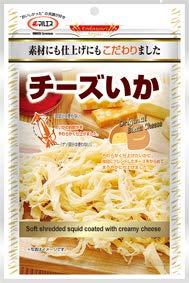 【マルエス こだわり大袋】 チーズいか 50g×10袋