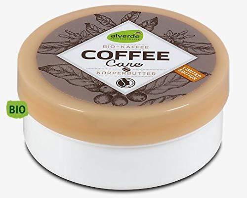Alverde - Beurre corporel - Coffee Care - bio - 200 ml