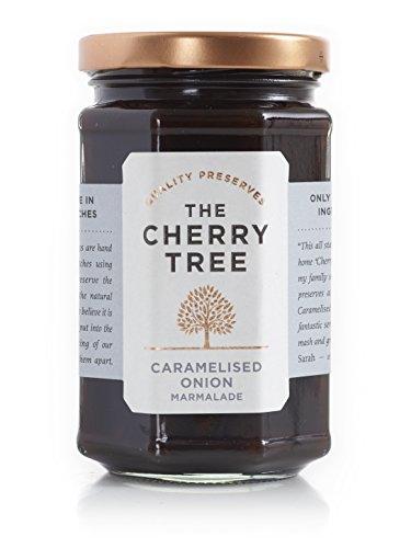 The Cherry Tree - karamellisiertes Zwiebel Chutney / Caramelised Onion Marmalade - 320 g