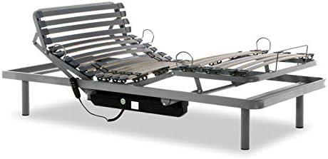 Gerialife® Cama Articulada Eléctrica Reforzada (105x200)