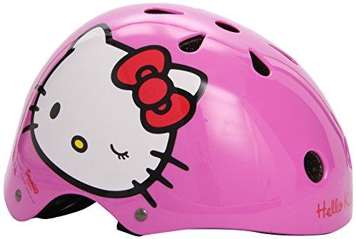 D'Arpeje–Casque pour Enfant , Hello Kitty, Couleur: Rose XS 48-52cm