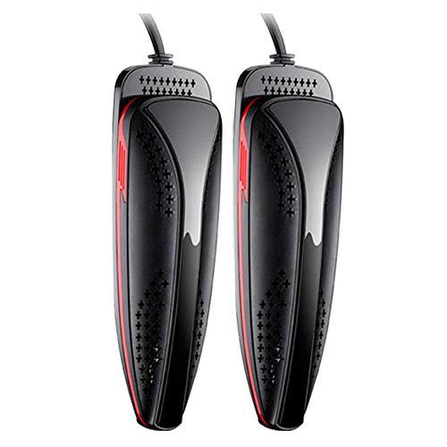 Zmsdt Tragbarer, geräuschloser elektrischer Trockner für Ihre Schuhe, Futter, Stiefel, Handschuhheizungen, Geruchsbeseitigung, zeitgesteuerte Trockner