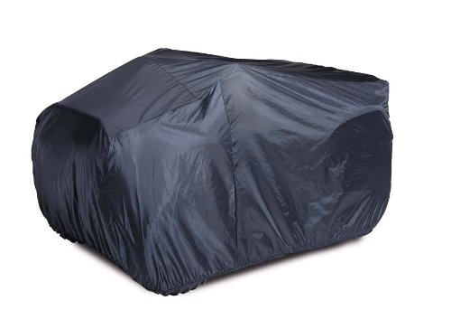 Dowco Guardian 26041-01 Indoor/Outdoor Water Resistant Reflective ATV Cover: Black, XX-Large