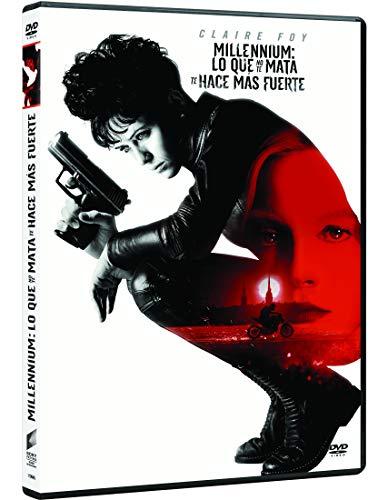 Millennium: Lo Que No Te Mata Te Hace Más Fuerte [DVD]