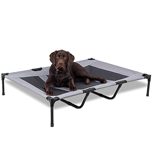 AikoPets Elevated Pet Bed