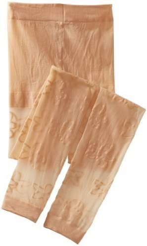 Large special price Jefferies Socks Girls' Footless Factory outlet Tights Daisy