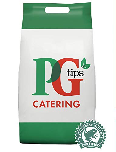 PG Tips schwarzer Tee, 1er Pack (1 x 870 g) 300 Beutel