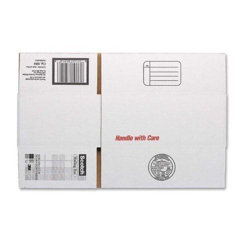 "Scotch Mailing, Moving, and Storage Box 9.5""x6""x3.75"""