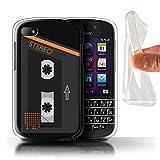 Stuff4 Gel TPU Hülle/Case für BlackBerry Q10 /