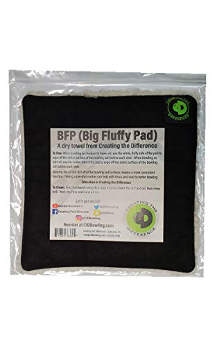 Creating the Difference BFP (Big Fluffy Pad)