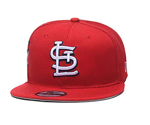 MLB St. Louis Cardinals Embroidered Graphics Classic Adjustable Hat