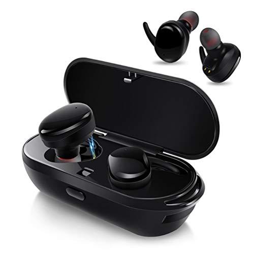 PANYUE TWS Bluetooth Trådlösa Öronbud Sports Vattentät Headset Med Laddning Bin Vattentät Skydd Buller Annullerar Hörlurar