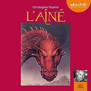 Couverture de Eragon 2 - L'Ainé