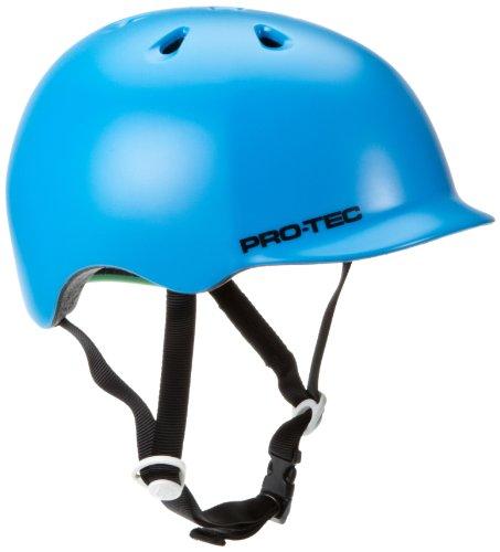Pro Tec Casque de vélo Riot Street Bleu Mat Taille XL