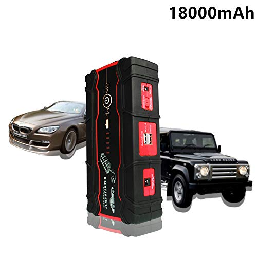 Why Should You Buy STHfficial High Power 12V 800A Output Device Portable 18000mAh Car Jump Starter C...