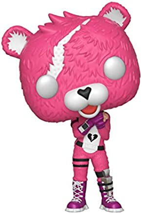Funko- Pop: Fortnite: Cuddle Team Leader, (35705)